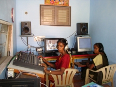 India_Women_in_Radio_Studio